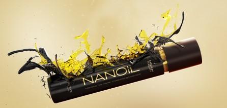 den bedste hårolie - Nanoil